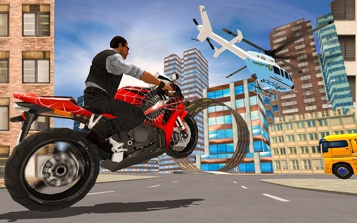 Code Triche Super Stunt Hero Bike Simulator 3D APK MOD screenshots 3