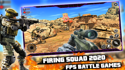 Unknown Battlegrounds Free Fire Squad : Survival 1 screenshots 3