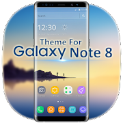 Theme for Galaxy Note 8‏