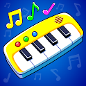 Baby Music : Rhymes, Songs, Animal Sounds & Games icon