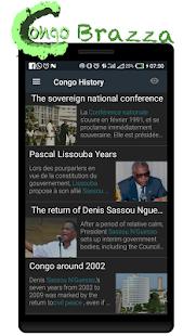 Congo History -- Brazzaville - Pointe-Noire - náhled