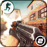 Counter Terrorist 2-Gun Strike Icon