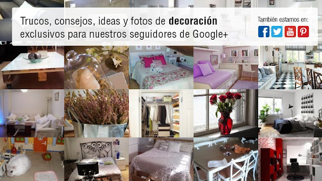An lisis de la web decoracion for Decoracion hogar facilisimo