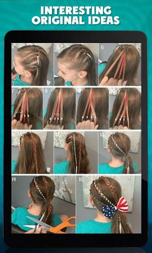 Modern Hairstyles: Podium