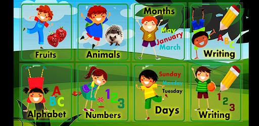 Arabic learning apps for kids Beginners children – Google Play ilovalari