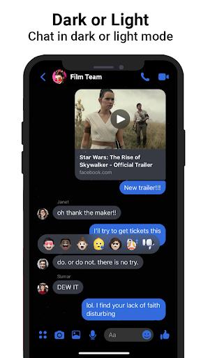 Messenger SMS & MMS screenshot 6