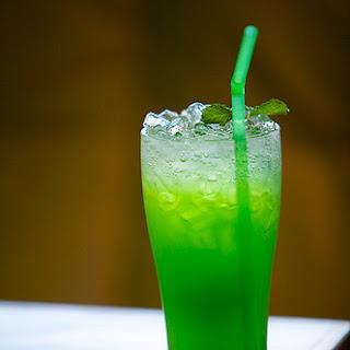 The Lucky Leprechaun Cocktail.