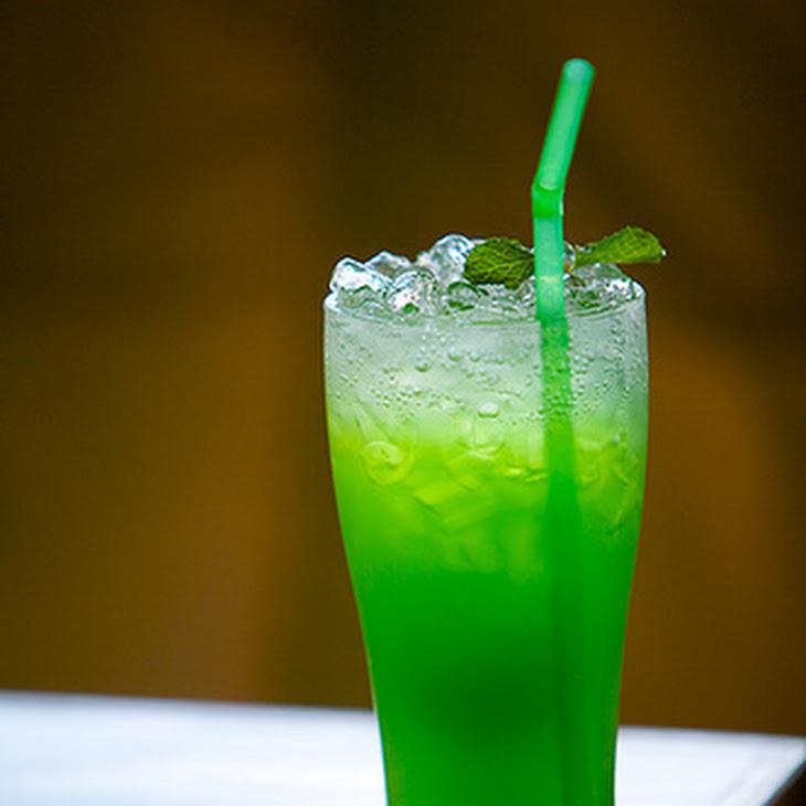 The Lucky Leprechaun Cocktail Recipe
