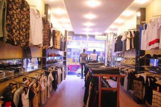 Xưởng thời trang phái mạnh chất lượng