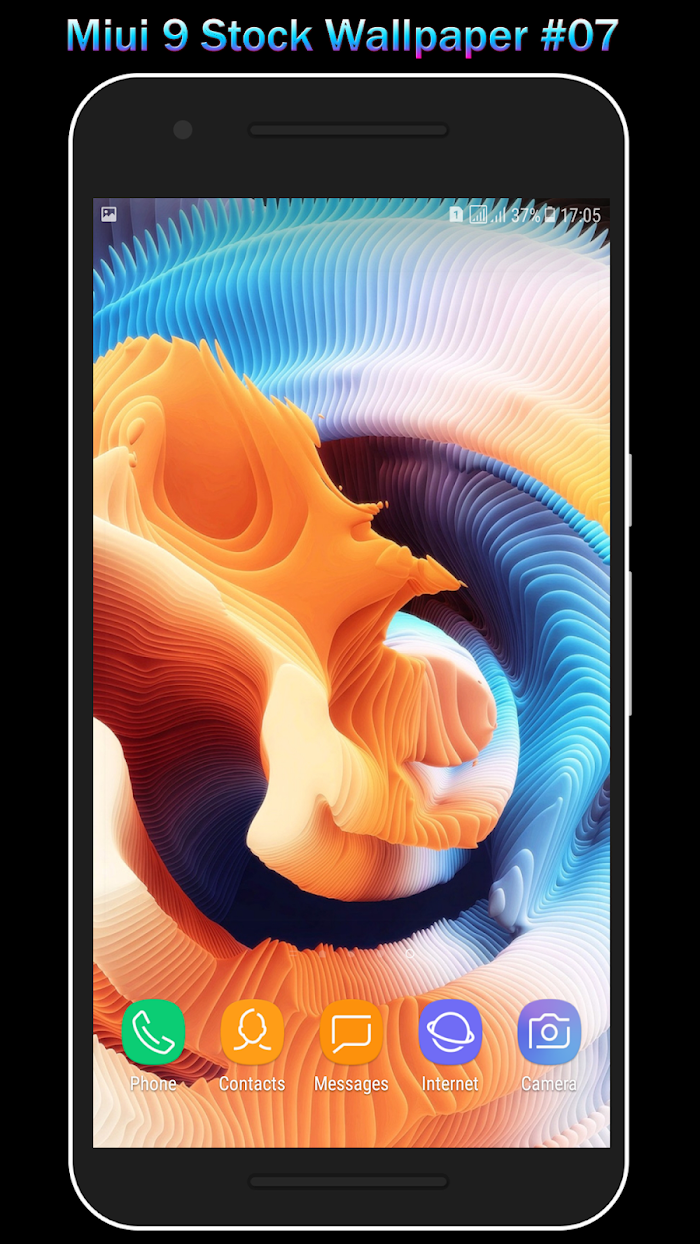 Stock Wallpaper for MIUI 9 v1 04 For Android APK Download