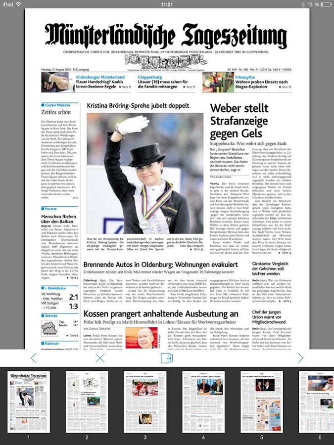 MT ePaper- screenshot
