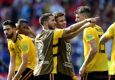"""Le trio Hazard au firmament : """"On parle beaucoup de nous ces temps-ci"""""""