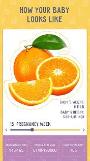 Pregnancy Calculator and Tracker app Appar (APK) gratis nedladdning för Android/PC/Windows screenshot