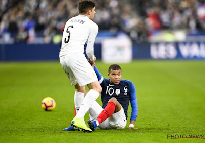 Mbappé de jongste Fransman ooit met 30 caps
