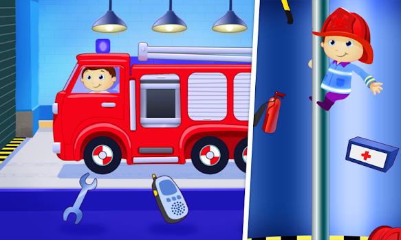 Fireman Kids