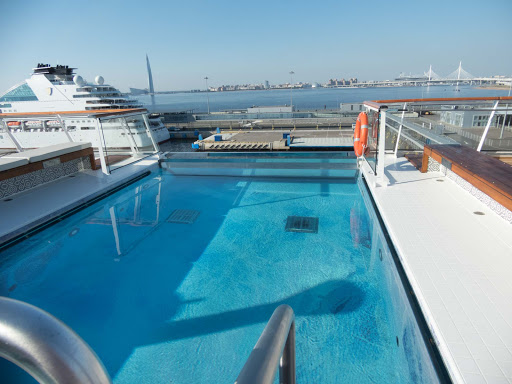 Infinity-pool-in-St.-Petersburg.jpg -  A small infinity pool at the bow of Viking Sun gives guests an unparalleled view.