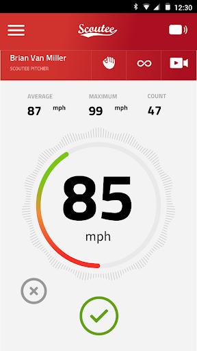 免費下載運動APP|SCOUTEE Baseball Radar Gun app開箱文|APP開箱王