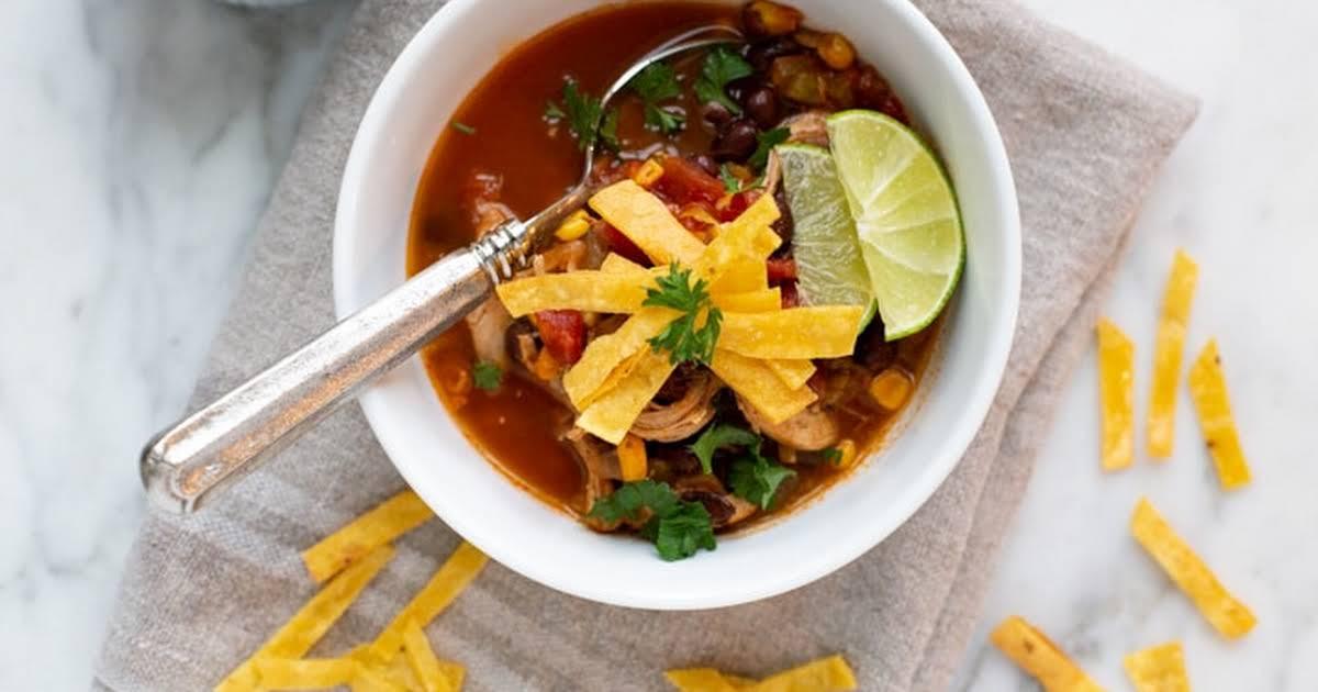 10 Best Campbells Chicken Tortilla Soup Recipes