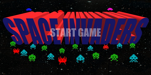 Classic Space Invaders 1 screenshots 1