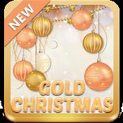 Gold Christmas Theme