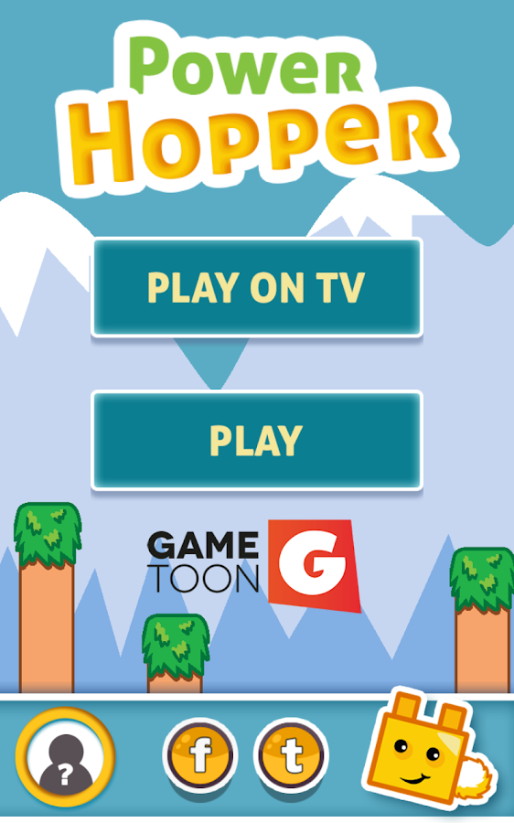 Power Hopper Gametoon- screenshot