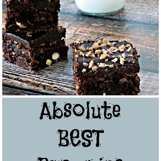 Absolute BEST Brownies