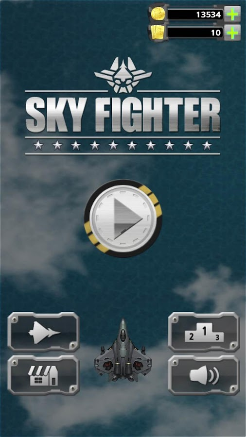Sky Fighter 2015- screenshot
