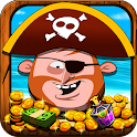 Coin Pusher: Pirate Insanity icon