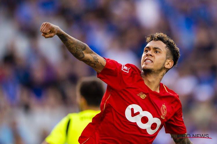"""Edmilson Junior : """"Avec le Club de Bruges, c'était concret"""""""