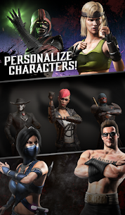 Mortal Kombat MOD APK – Download 2.5.0 (Unlimited Money) 4