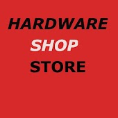 Hardware shop store