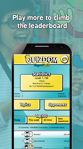 QUIZDOM - Kings of Quiz 5.44 screenshots 5