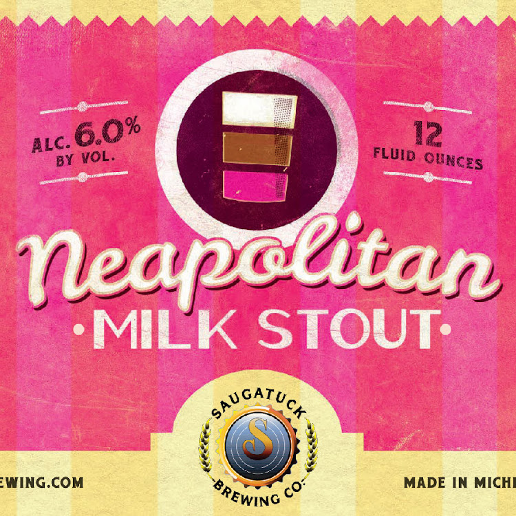 Logo of Saugatuck Neapolitan Milk Stout