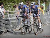 Josef Cerny spreekt van een memorabele dag na de prestaties van hem en Honoré in de Ronde van het Baskenland