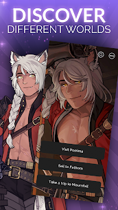 Fictif: Visual Novels Mod Apk (FREE PREMIUM CHOICES) 2