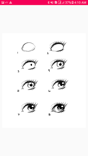 Foto do Drawing Eyes