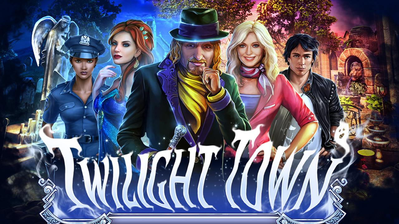 Twilight Town: Wimmelbildspiel – Screenshot