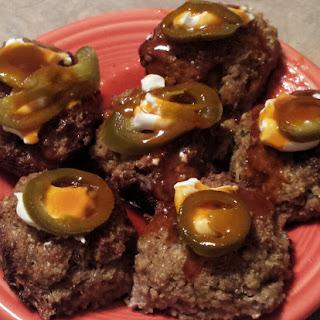 Jalapeño Cornbread Meatballs