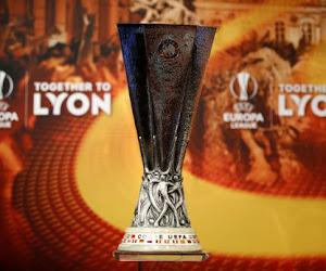 Le trophée de l'Europa League retrouvé au Mexique