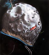 Photo: astronerd_oil on canvas_200 x 180 cm