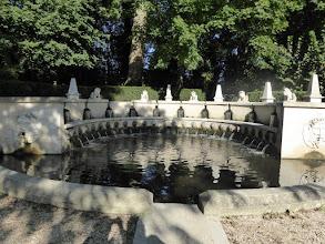 Photo: Antony- le bassin du Parc Heller