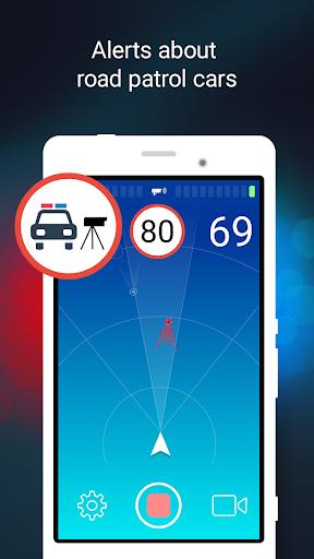 Smart Driver: Radar Detector and Video Recorder  screenshots 4