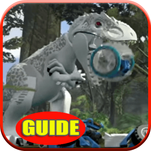 Guide Key for Lego Jurassic world