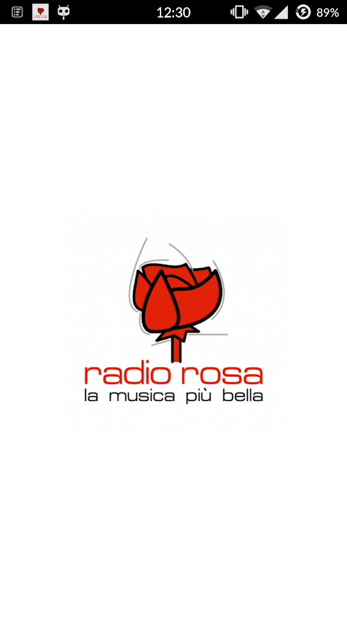 RADIO ROSA- screenshot