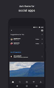 Swift Dark Substratum Theme +Oreo & Samsung theme Screenshot
