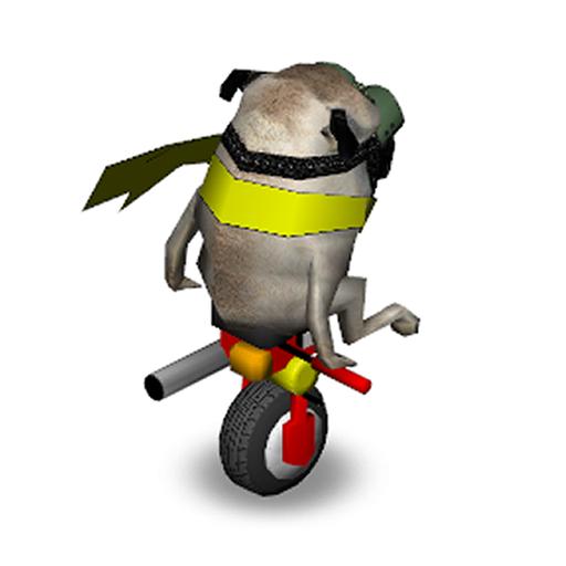 Danger Pug ZigZag
