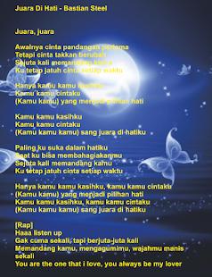 Download Lagu Juara Di Hatiku : download, juara, hatiku, Download, Bastian, Steel, Lirik, Windows, Music, Audio, Android