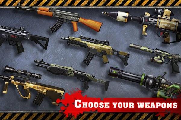 Zombie Trigger - screenshot