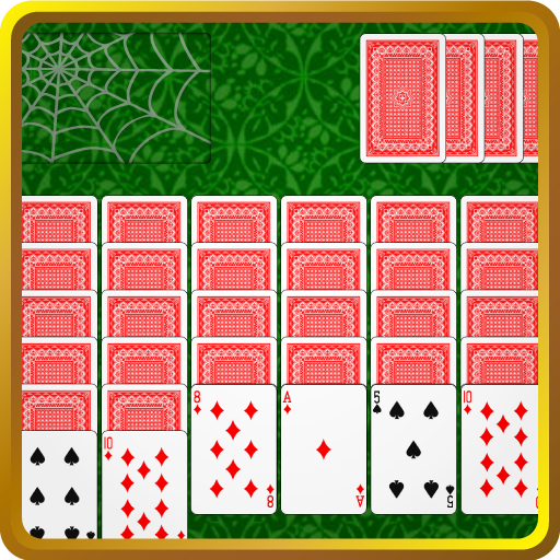Spider Solitaire 紙牌 App LOGO-APP試玩