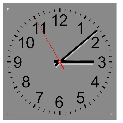Pro Analog Clock